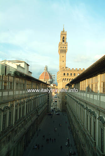 Galerie des offices florence vacances galerie des offices hotel florence tourisme - Galerie des offices a florence ...