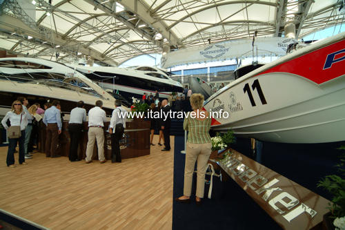 Genoa International Boat Show - Genua