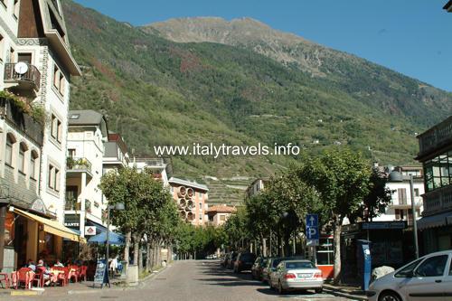 Tirano Valtellina Italia Vacaciones En Tirano Viajes A