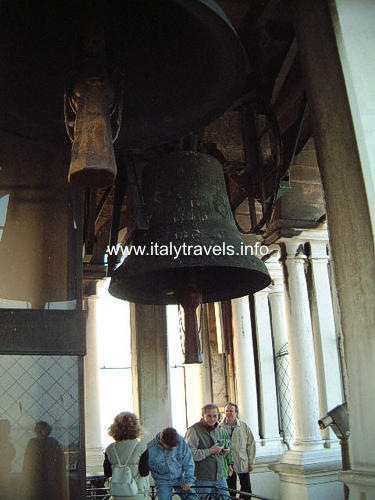 Bell Tower of St Mark's - Venice