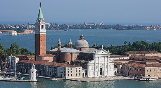 Kirche Von San Giorgio Maggiore Venedig Urlaub Reisen Kirche Von