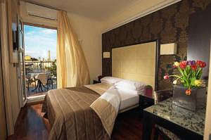 Hotel Touring Roma Booking