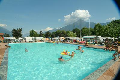 Campeggio Le Vele ***Lago di Como