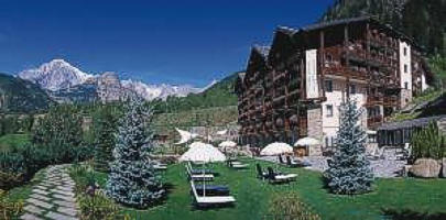 Le Grand Hotel Courmaison * * * * Aosta
