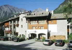HSH Hotel Gran Baita Courmayeur * * * * AostaCourmayeur