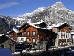Hotel Triolet * * * AostaCourmayeur