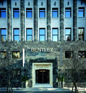 Bentley Hotel * * * * * GenovaGénova