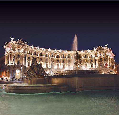 hotel Exedra A Boscolo Luxury * * * * * Roma
