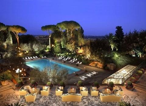 Hotel Rome Cavalieri * * * * * Roma