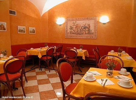 Hotel Montecarlo * * * Roma