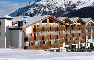 Hotel Lac Salin Spa e Mountain Resort * * * *Valtellina