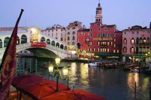 Hotel Rialto * * * * Venise